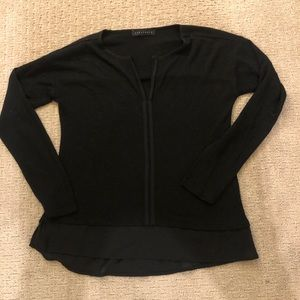 Sanctuary Women's Black Long Sleeve Size S